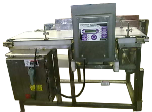 ClimateMFG Metal Detector with Conveyor Belt